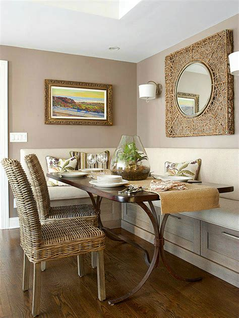 10 Tips For Small Dining Rooms (28 Pics) - Decoholic