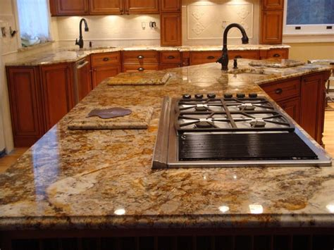 10 Types of Kitchen Countertops – Buying Guide