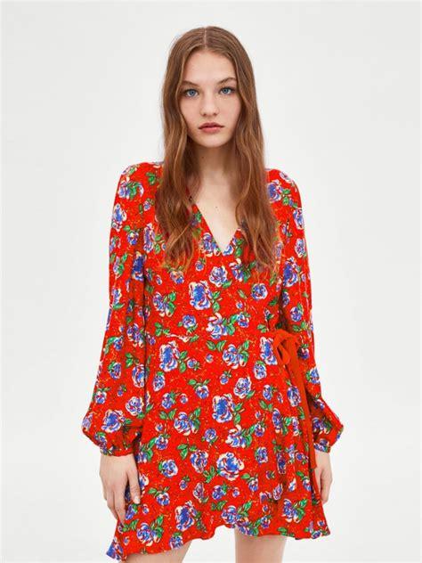 10 vestidos de ZARA para la primavera 2018