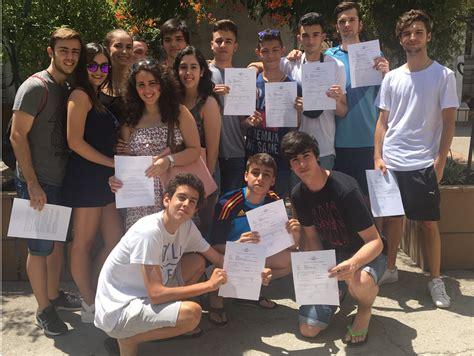 100% Aprobados en la EvAU | Colegio Nuestra Señora del Carmen