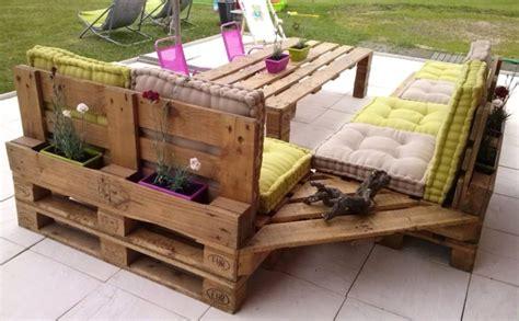 100 Diseños de Muebles con Palets para Interior y Exterior ...