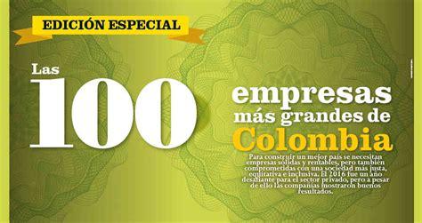 100 Empresas 2017: Las empresas más grandes de Colombia ...