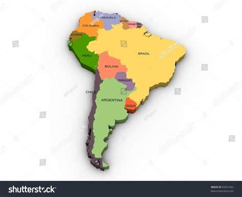 100 Map Colombia Ginkgomaps Continent South | Map China ...