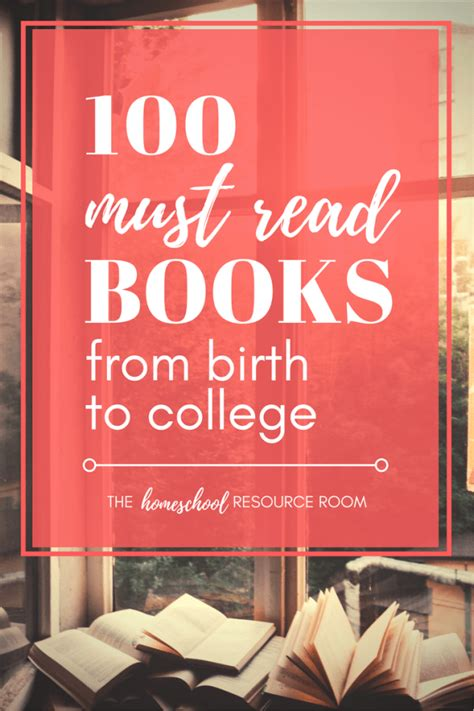 100 MUST READ Book for Children – birth to college. – The ...