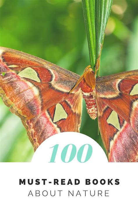 100 Must-Read Books About Nature