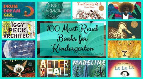 100 Must Read Books for Kindergarten - Pool Noodles ...