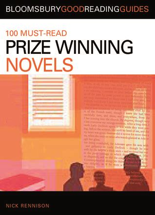 100 Must-read Prize-Winning Novels: Discover Your Next ...