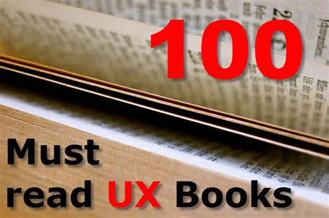 100 Must-Read UX Books | Useful Usability