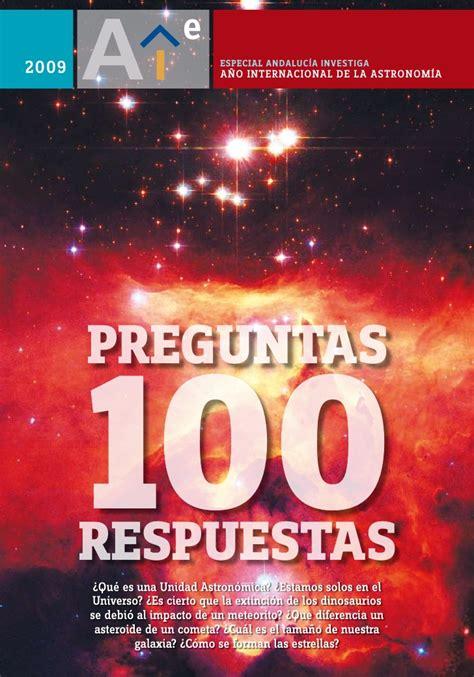 100 Preguntas Astronomia