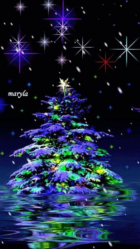 1000+ ideas about Christmas Tree Wallpaper on Pinterest ...