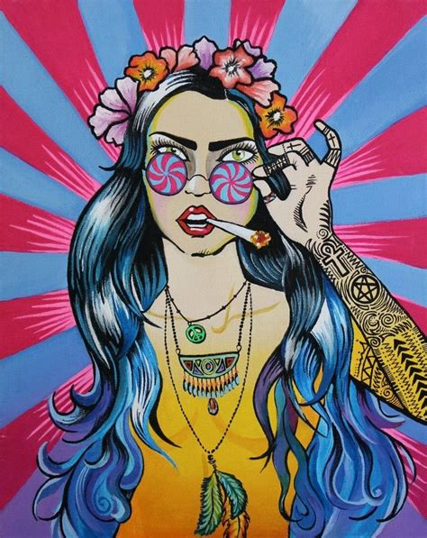1000+ ideas about Hippie Drawing on Pinterest | Paul ...