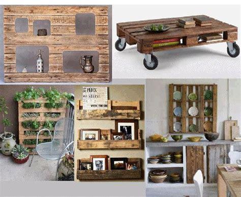 1000 ideas creativas para reciclar palets | DIY ideas ...