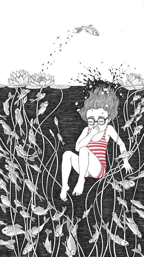 1000+ ideas sobre Ilustraciones De Tinta en Pinterest ...