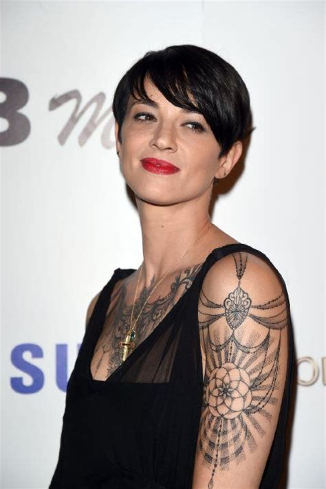 1000+ images about Asia Argento on Pinterest | Coiffures ...