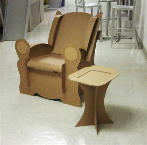 1000+ images about Cardboard Chairs on Pinterest ...