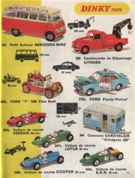 1000+ images about Dinky Toys on Pinterest | Toys, Land ...