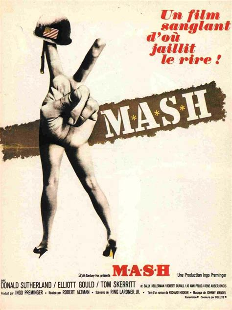 1000+ images about M*A*S*H  movie  on Pinterest | The wild ...