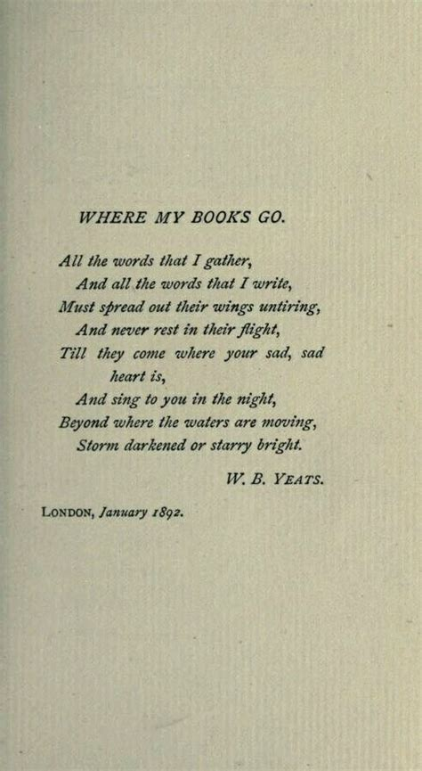 1000+ images about POET: W.B. Yeats on Pinterest | Poem ...