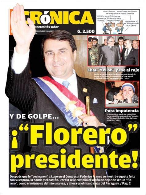 1000+ images about Portadas de los diarios de Paraguay ...