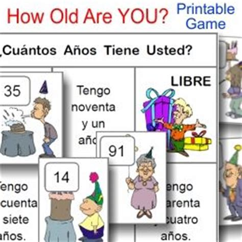 1000+ images about Printable Spanish on Pinterest ...