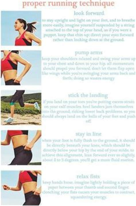 1000+ images about Proper Running Form on Pinterest ...
