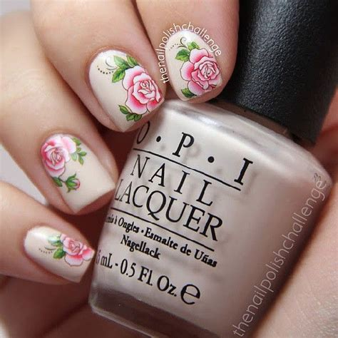 1000+ images about roses nail art on Pinterest