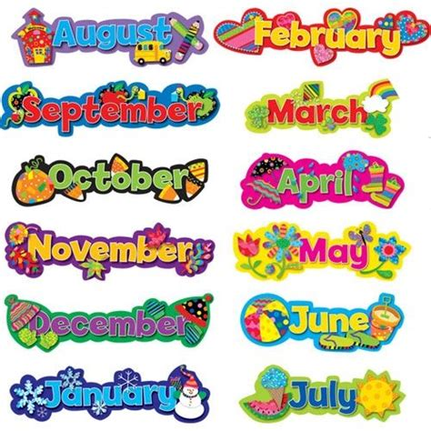 1000+ images about ♦Months Of The Year♦ on Pinterest ...