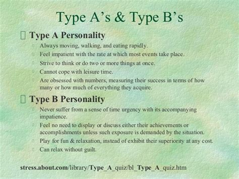 1000+ images about Type A personality on Pinterest | Type ...