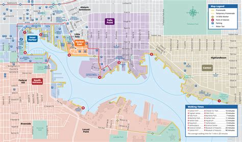 10,000 step tour: Baltimore's waterfront | A Day Away Travel