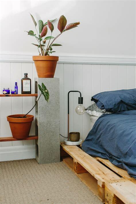 1001 + ideas de camas con palets hechas a mano