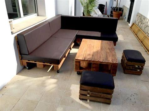1001 + ideas de decoración con sofás y sillones con palets