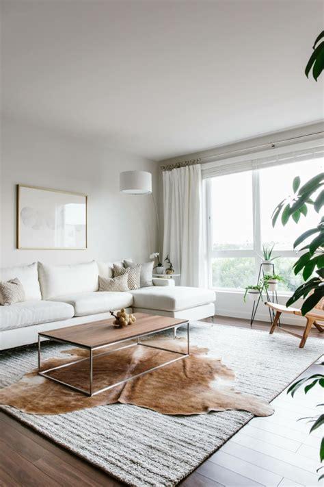 1001 + ideas de decoración de salones minimalistas