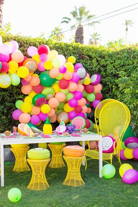 1001 + ideas sobre decoración con globos para fiestas y ...