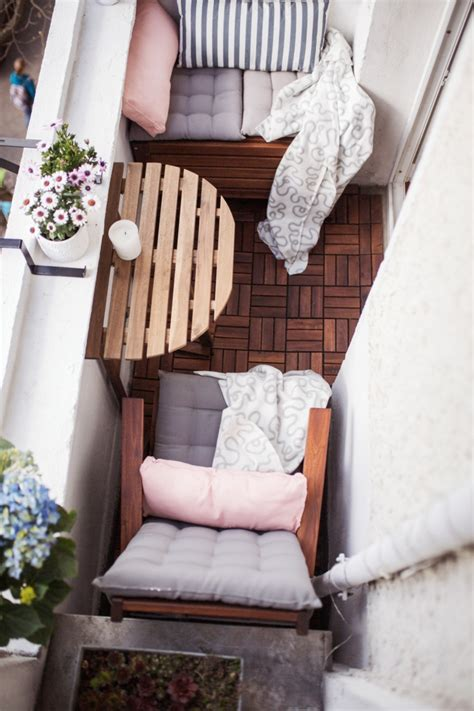 1001 + ideas sobre decoración de terrazas pequeñas