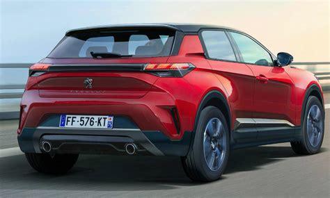 .: 1008 un nuevo SUV de Peugeot para 2019