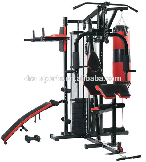 100kg Multi Station Home Gym Hg480 Exercise Equipment With ...