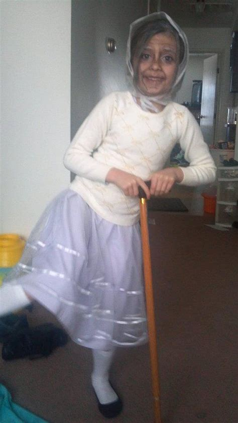 100th day of school! dress up like a 100 year old lady! So ...