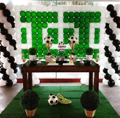 101 fiestas: Ideas para una fiesta temática de fútbol