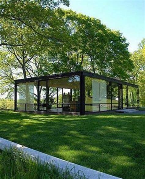101 planos de casas: Casas de Cristal con estilo moderno
