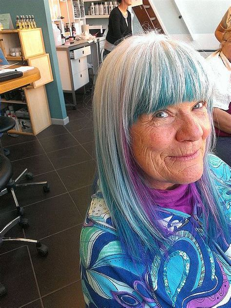 101 Real Girls Who Dare to Rock Rainbow Hair | Bright hair ...