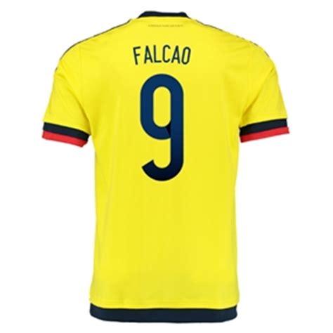 $103.49   Adidas Colombia  FALCAO 9  Home 2015 Soccer ...