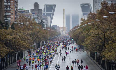 11.500 atletas en la Carrera de las Empresas   Madrid   EL ...