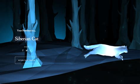11 Celebrities' Pottermore Patronus Quiz Results… We Think ...