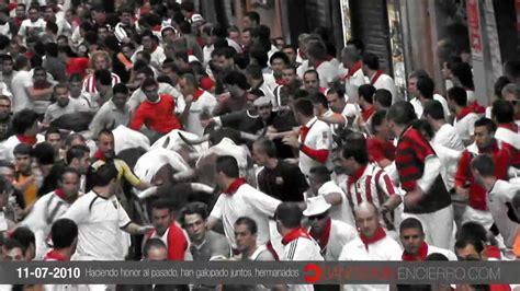 11 de Julio de 2010. Quinto encierro de los Sanfermines ...