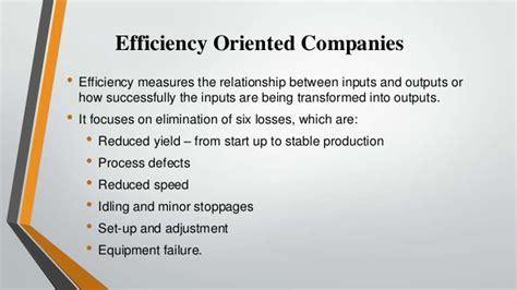 11 Efficiency Or Cost Effectiveness   Download PDF