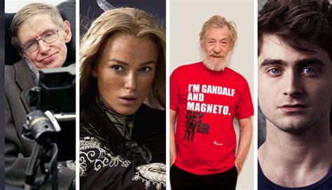11 famosos que son reconocidamente ateos. Esto es en ...