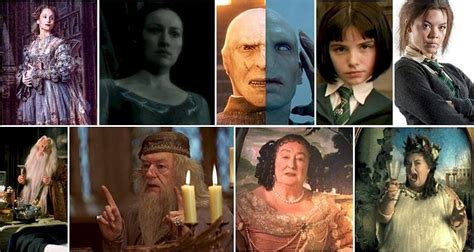 11 Harry Potter Characters That Were Replaced By Different ...