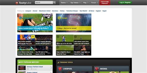11 páginas para ver fútbol online gratis y en directo