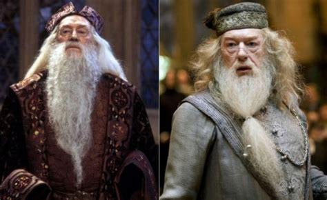 11 personajes de Harry Potter que fueron interpretados por ...