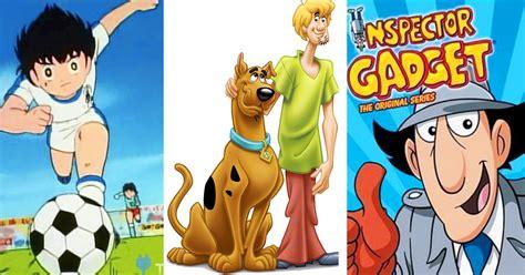 11 series de dibujos animados de los 80 que cayeron en el ...